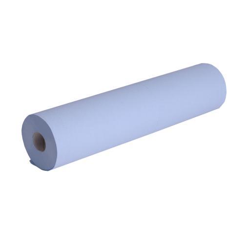 Blue 2ply Hygeine Roll 250mm x 100sheets