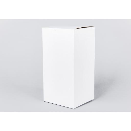 White Gift Box 254 x 127 x 127mm