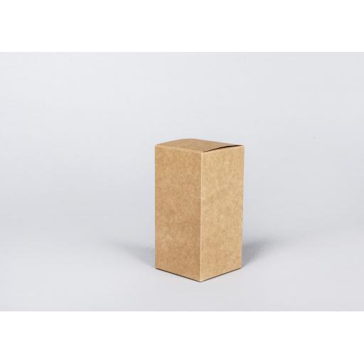 Brown Gift Box 150 x 74 x 74mm