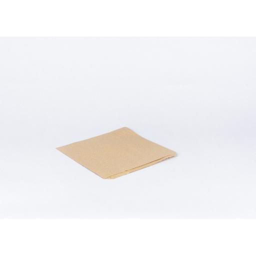 Brown Paper Bags 215 x 210mm, 37gsm