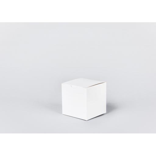 White Gift Box 94 x 94 x 94mm