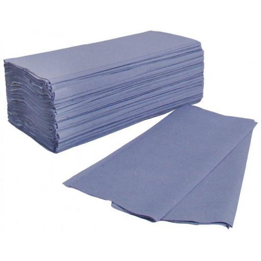 Z Fold Paper Towels 240x240mm