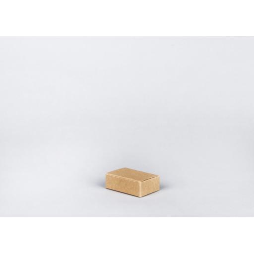 Brown Gift Box 76 x 51 x 25mm