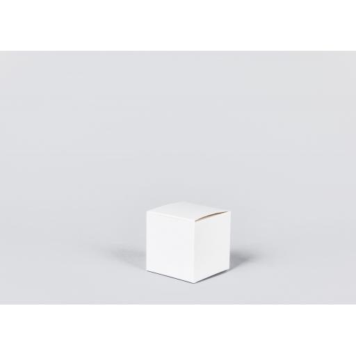 White Gift Box 75 x 75 x 75mm