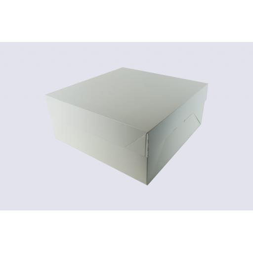 14 Inch Cake Box with Lift-Off Lid