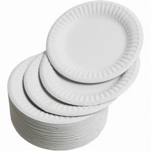 Paper Plates 180mm 230gsm