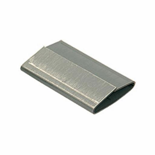 Metal Strapping Clips 12mm