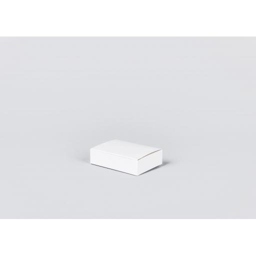 White Gift Box 102 x 75 x 25mm