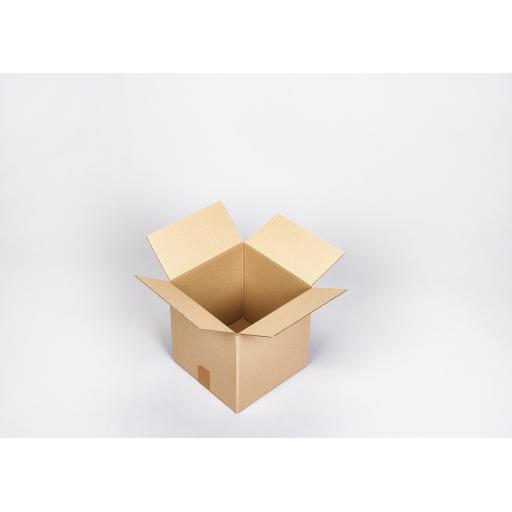Corrugated Box (Pack of 25) 250x250x250mm