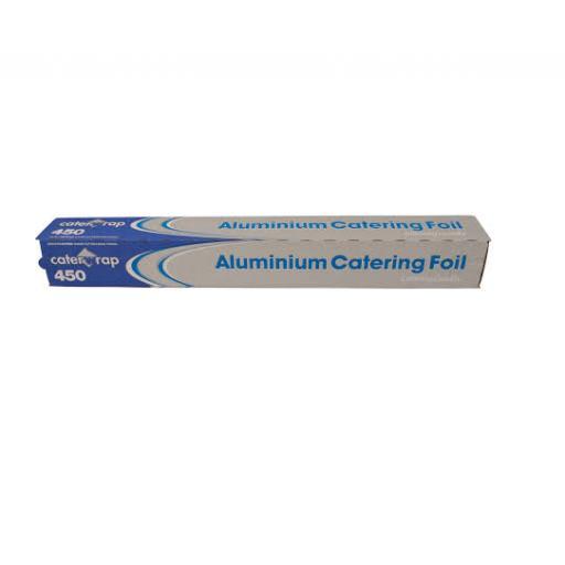 Aluminium Foil 450mm x 75m