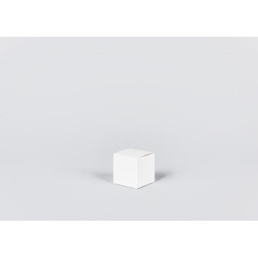 White Gift Box 52 x 52 x 52mm