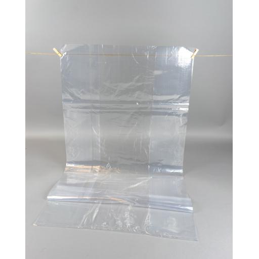 Clear Sacks 406x960+110mm