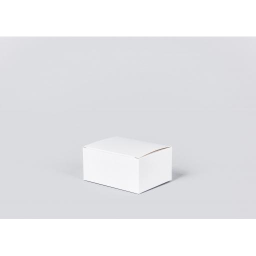 White Gift Box 133 x 102 x 64mm