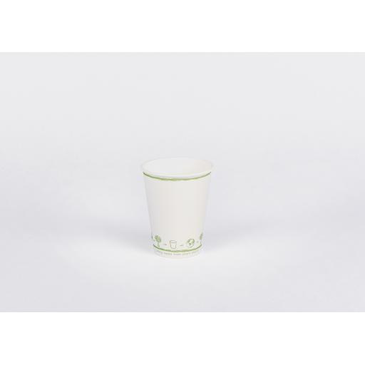 12oz Compostable Single Wall Paper Cup