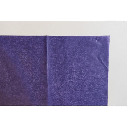 Violet Tissue Paper 500x750mm (1 pack of 80 sheets)