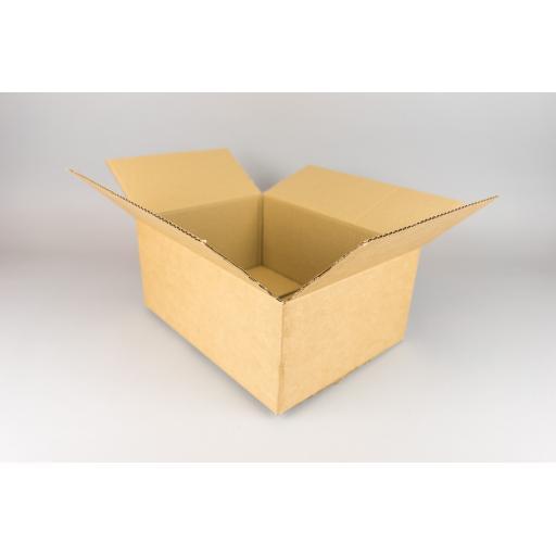 Brown Corrugated Box 305 x 230 x 127mm