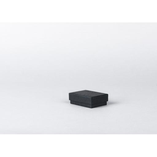 Black Jewellery Box 55x40x19mm