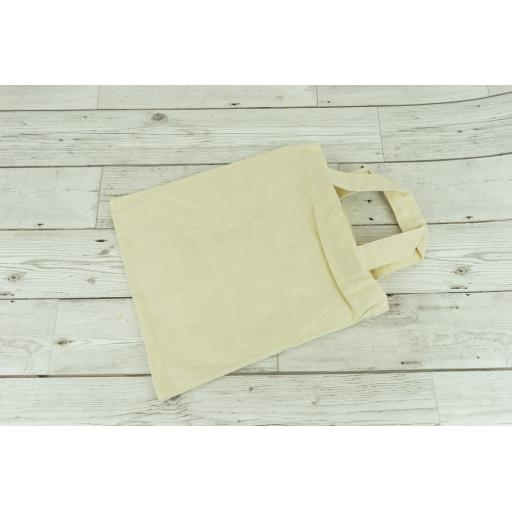 Natural Canvas Carrier 250x280mm