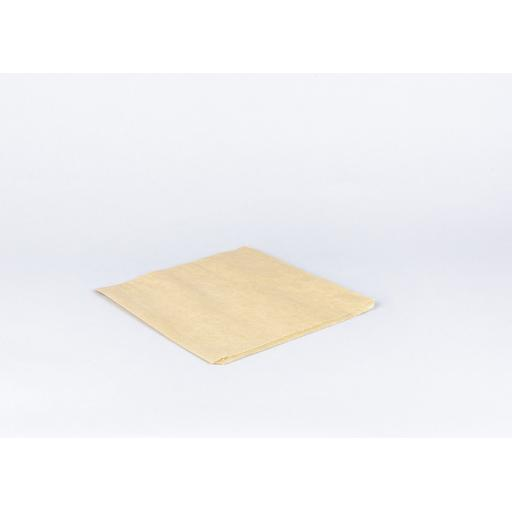 10 inch Brown Paper Bags 40gsm