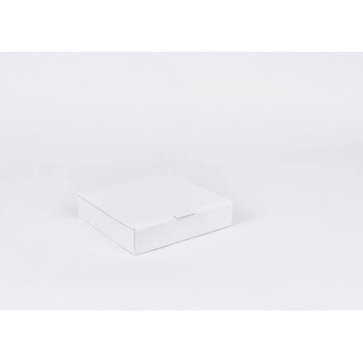 White 7 Inch Pizza Box