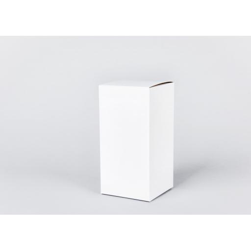 White Gift Box 203 x 102 x 102mm