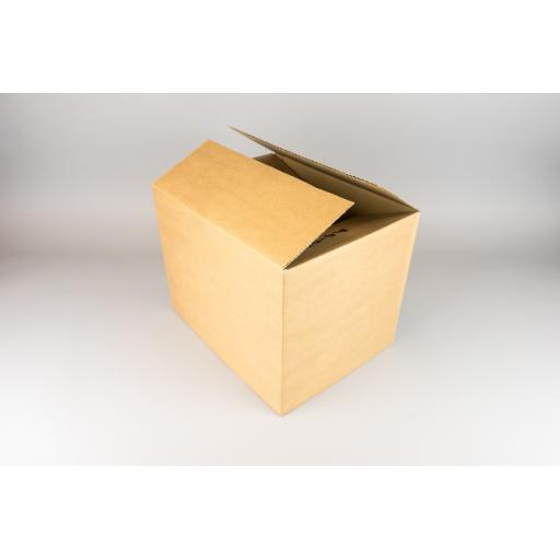 Brown Corrugated Box 305x230x230mm