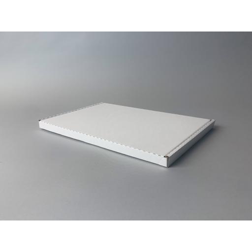 White Royal Mail Large Letter PIP C4 Box - 332 x 245 x 22mm