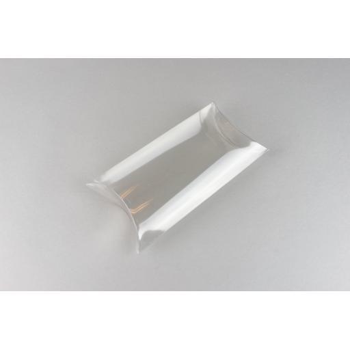 Clear PVC Pillow Box 100x90x34mm