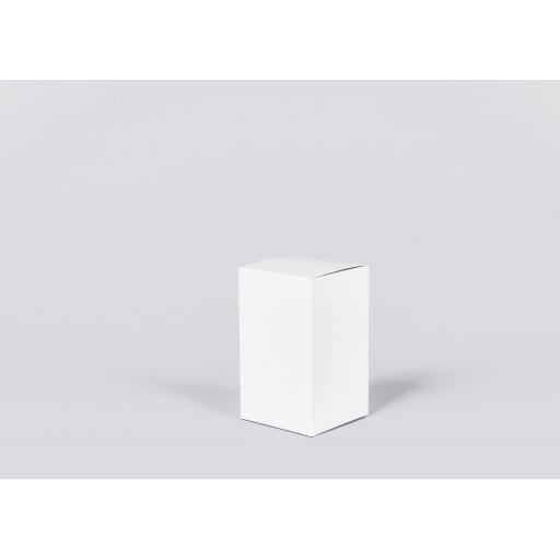 White Gift Box 75 x 75 x 125mm