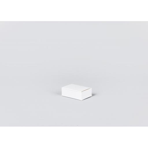 White Gift Box 76 x 51 x 25mm