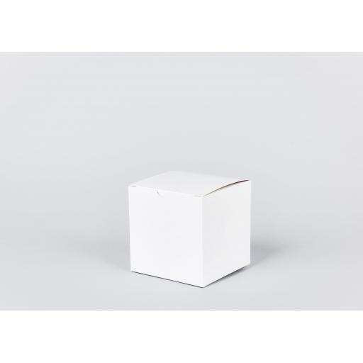 White Gift Box 114 x 114 x 114mm