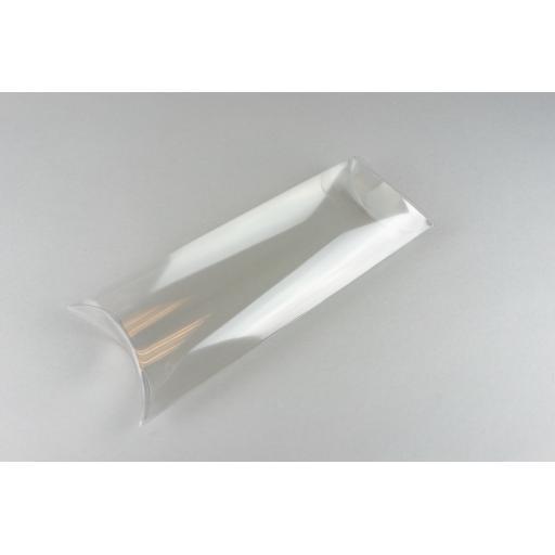 Clear PVC Pillow Box 229x102x38mm