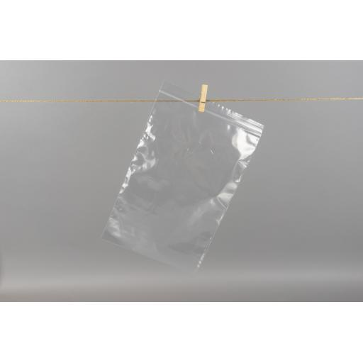 Resealable bags 150x230mm