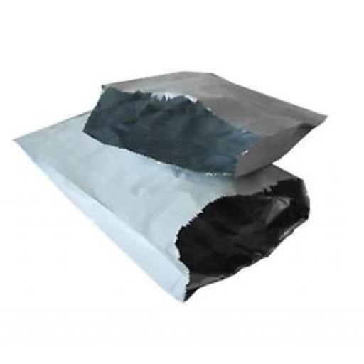 Foil Lined Bag 170x310+50mm