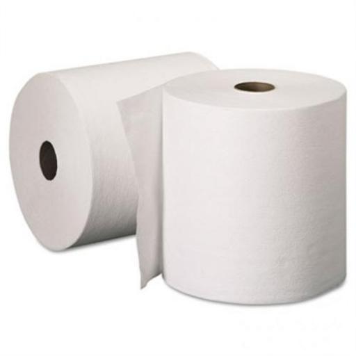 Wiper Roll 2ply White 280mm x 375m