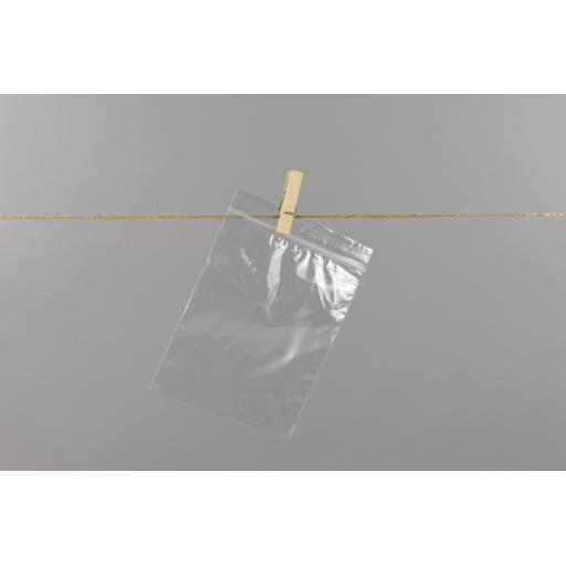 Resealable bags 89x114mm