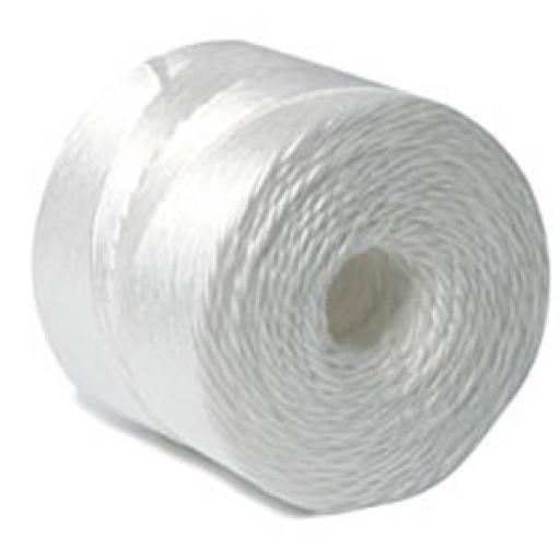 Thick White Polyprop Twine 1120M
