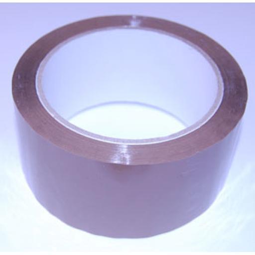 Brown Economy Tape 48mm x 66m