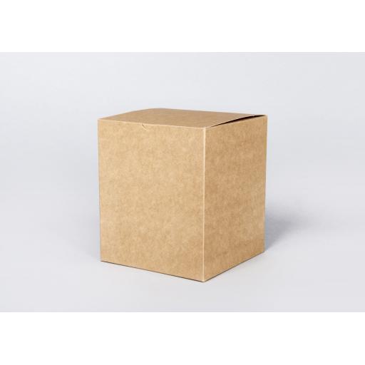 Brown Gift Box 150 x 150 x 172mm
