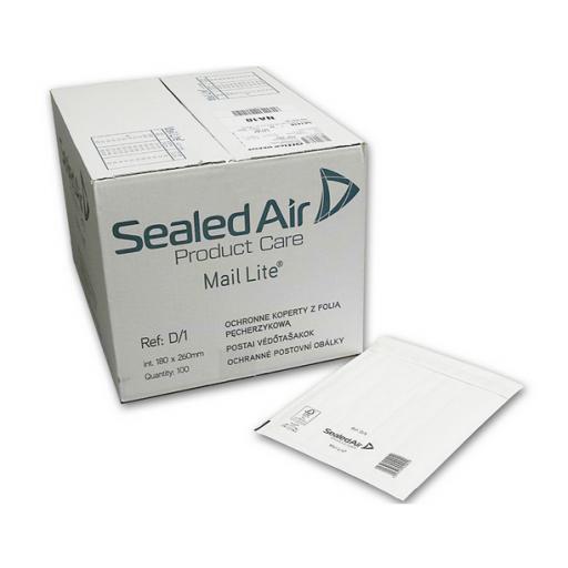 White Mail Lite Envelope 220x260mm