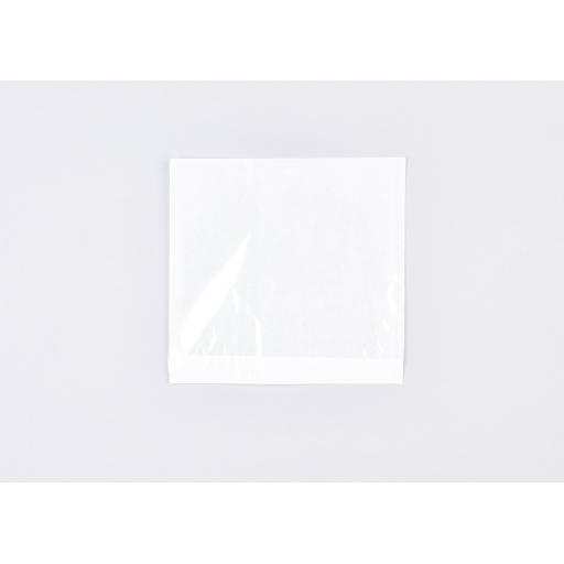 Clear Faced Bags 252x252mm