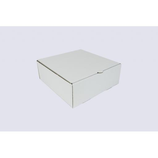 10 Inch Corrugated Cake Box - 4 Inches Tall