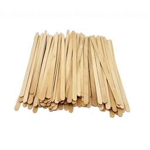 """7"""" Wooden Stirrer (pack of 1,000)"""