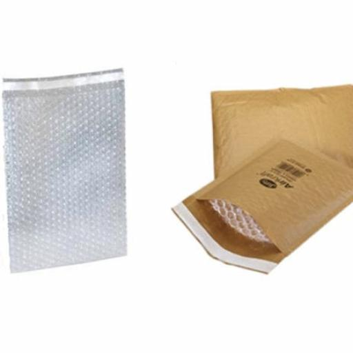 Jiffy Bags and Bubbles Envelopes