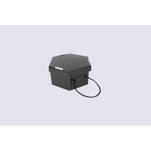 """Fascinator/Hat Box 9 x 5"""" (216 x 125mm)"""