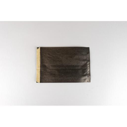 Black Paper Satchel 150x210+40mm