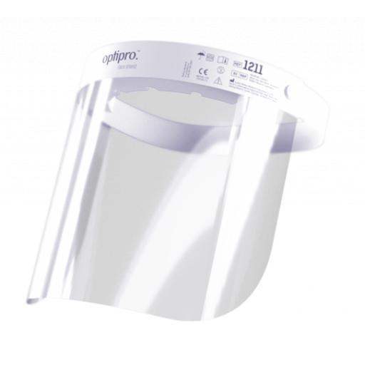 OptiPro Face Shield