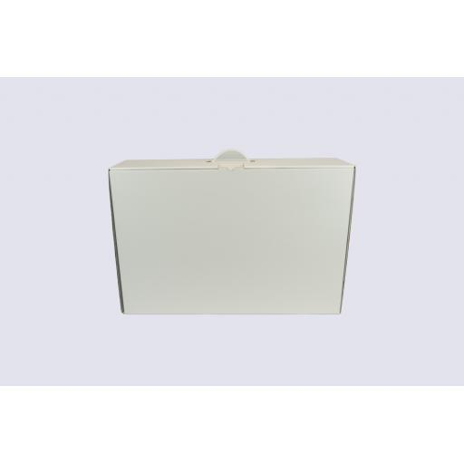 XL Acid Free White Wedding Dress Box 915 x 510 x 255mm