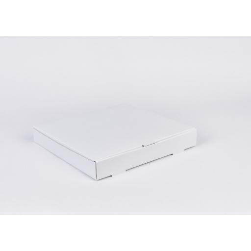 White 12 Inch Pizza Box