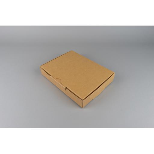 Brown Presentation Carton 215x165x38mm
